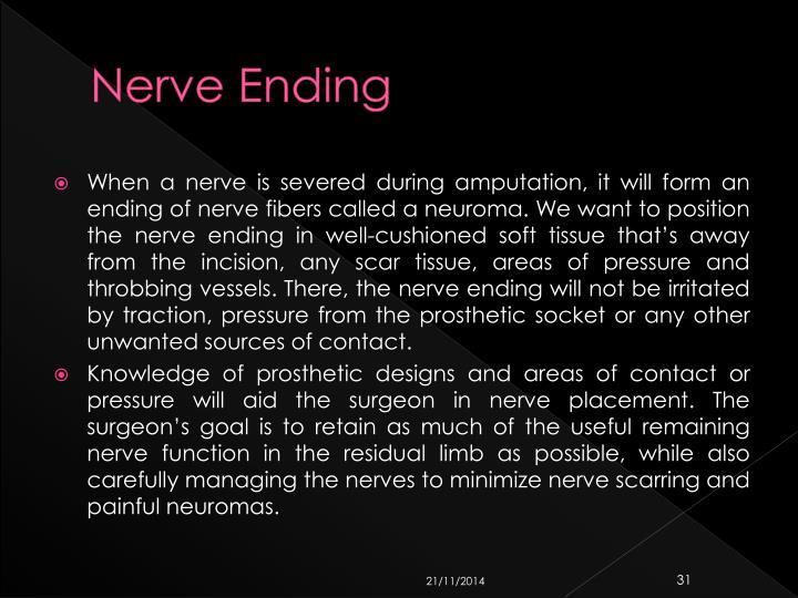 Nerve Ending