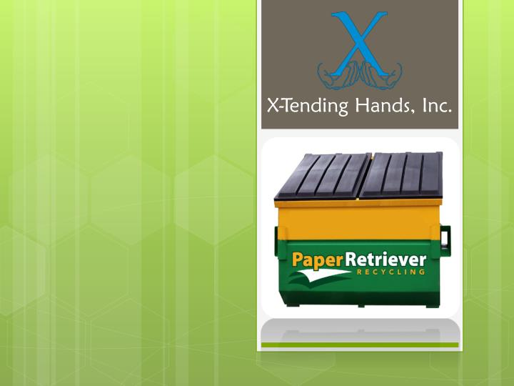 X-Tending Hands, Inc.