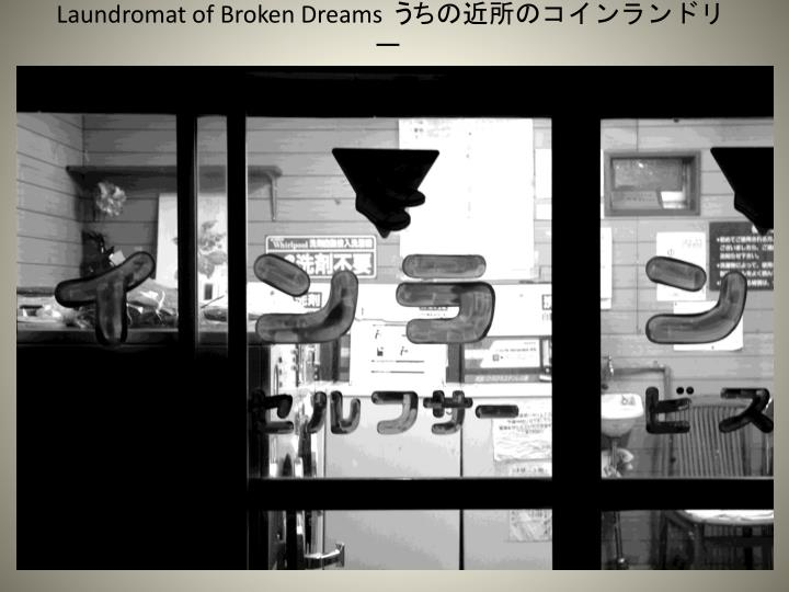 Laundromat of Broken Dreams