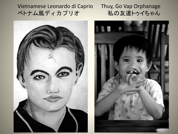 Vietnamese Leonardo