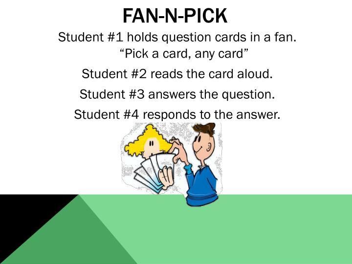Fan-n-Pick