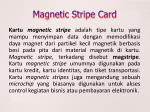 magnetic stripe card1