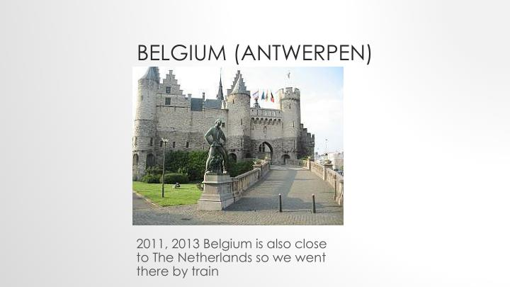 Belgium (antwerpen)