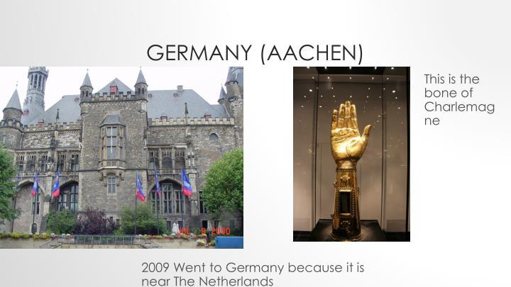 Germany (Aachen)
