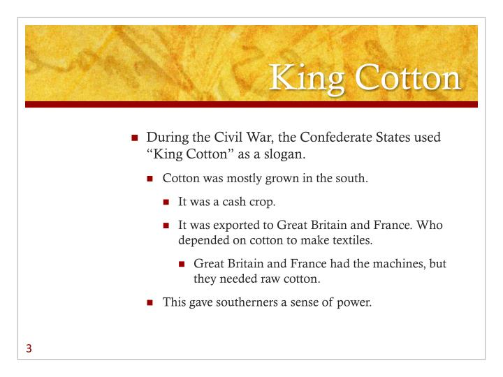 King cotton2