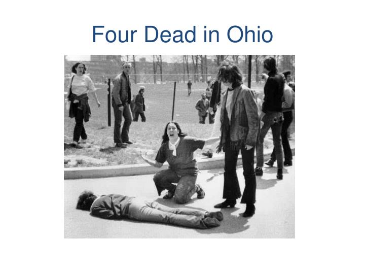 Four Dead in Ohio