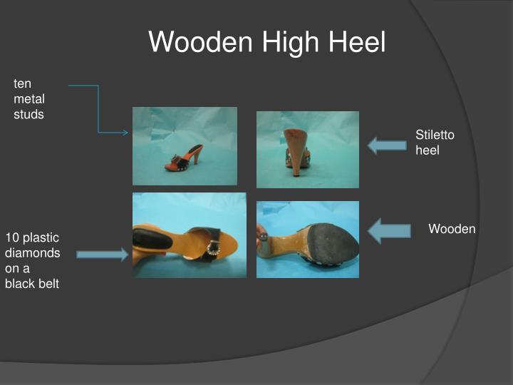 Wooden High