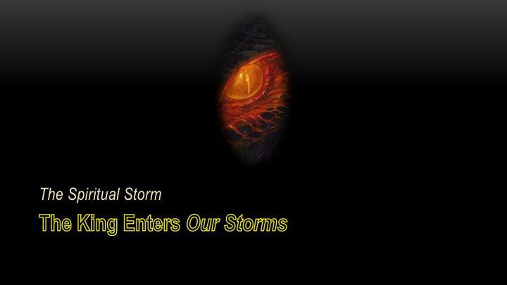 The Spiritual Storm