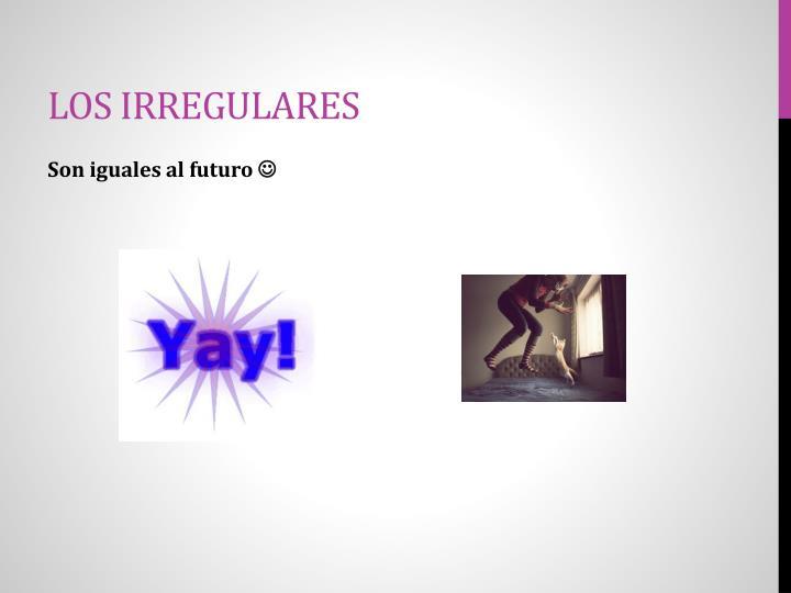 Los Irregulares