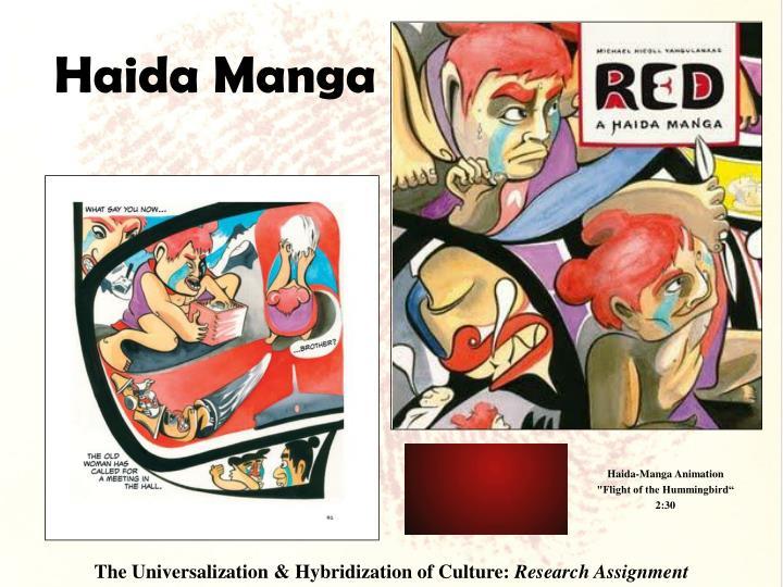 Haida Manga