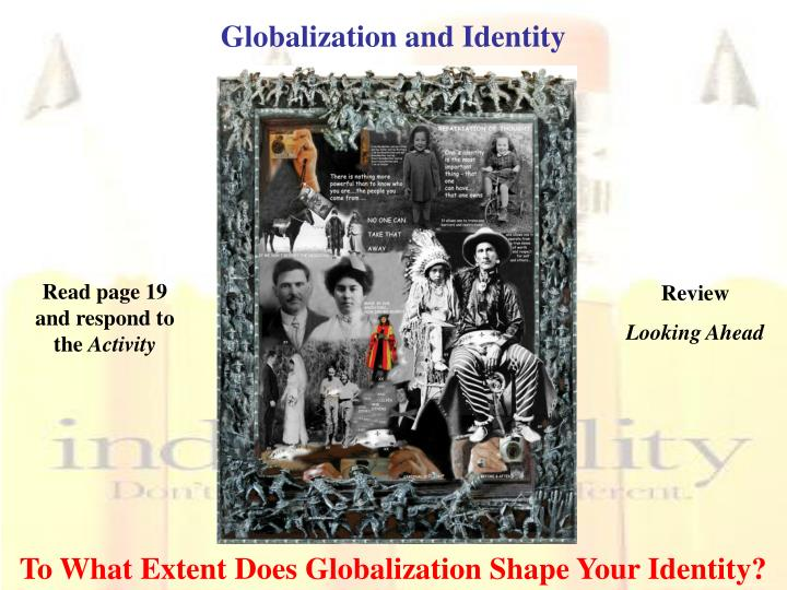 Globalization and Identity