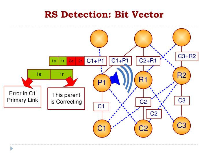 RS Detection: Bit Vector