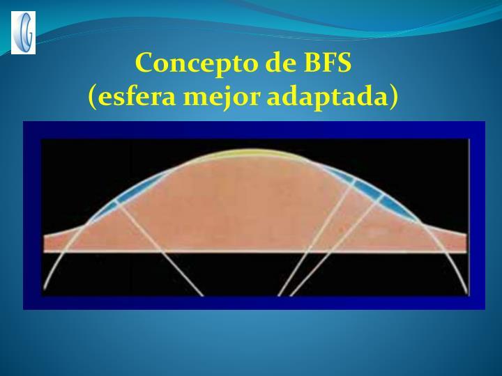 Concepto de BFS
