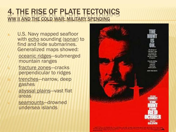 4. The Rise of Plate Tectonics