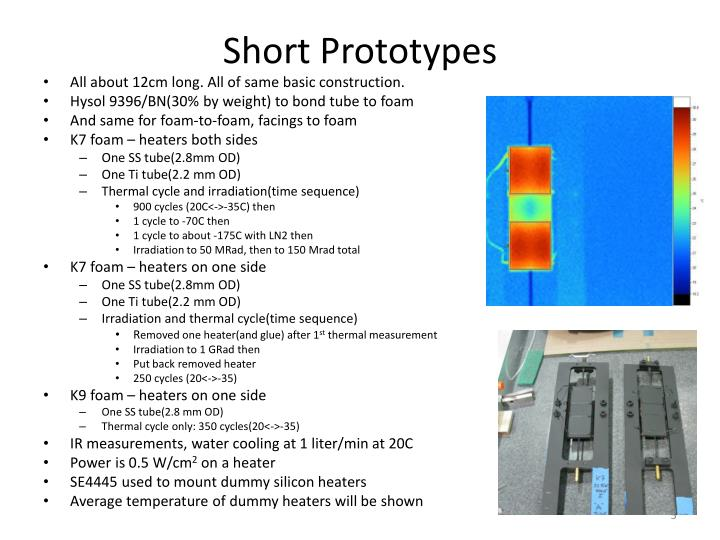 Short Prototypes