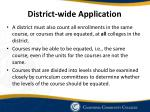 district wide application