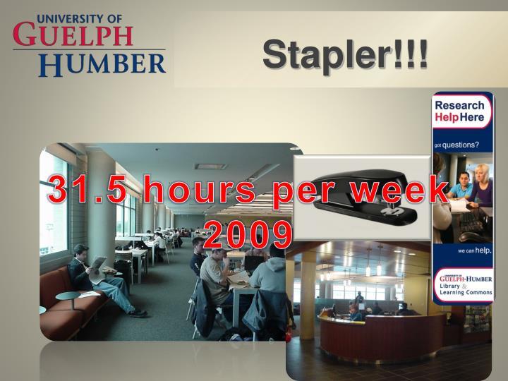 Stapler!!!