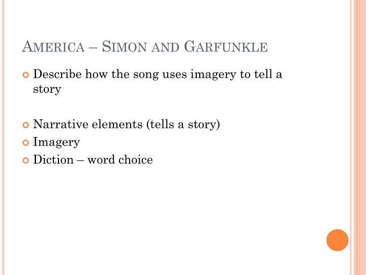 America – Simon and