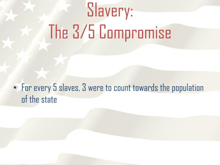 Slavery: