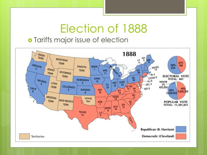 Election of 1888