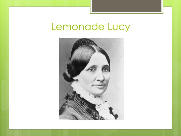 Lemonade Lucy