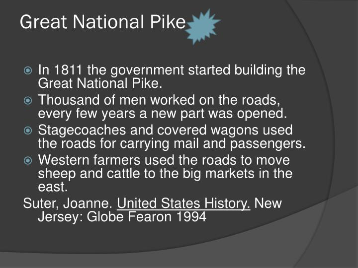 Great National Pike