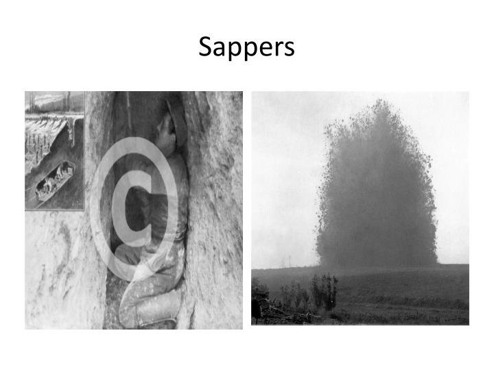 Sappers