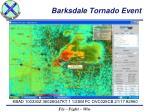 barksdale tornado event2