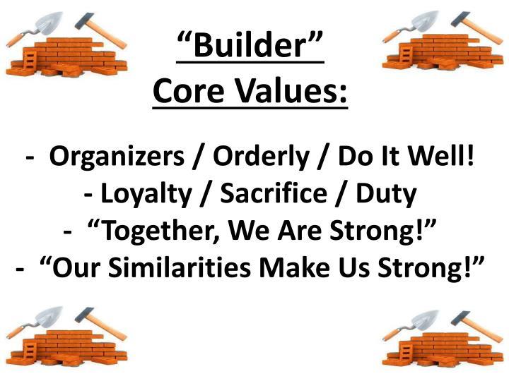 """Builder"""