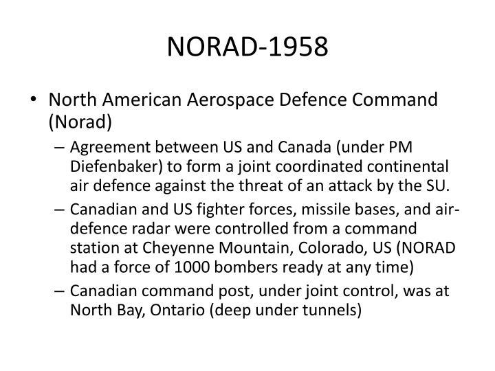 NORAD-1958
