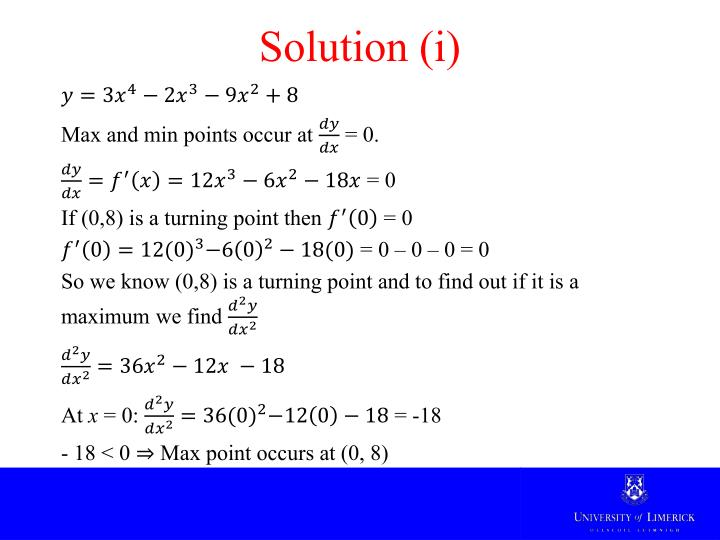 Solution (