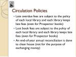 circulation policies1