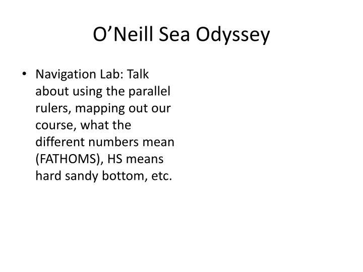 O'Neill Sea Odyssey