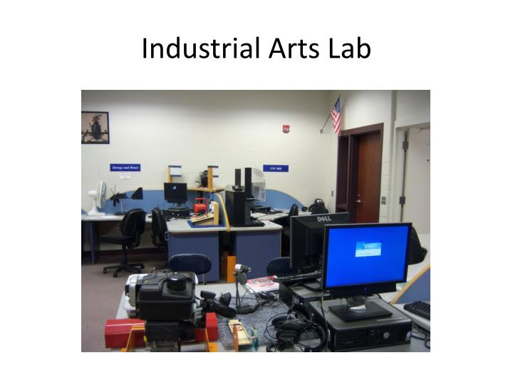 Industrial Arts Lab