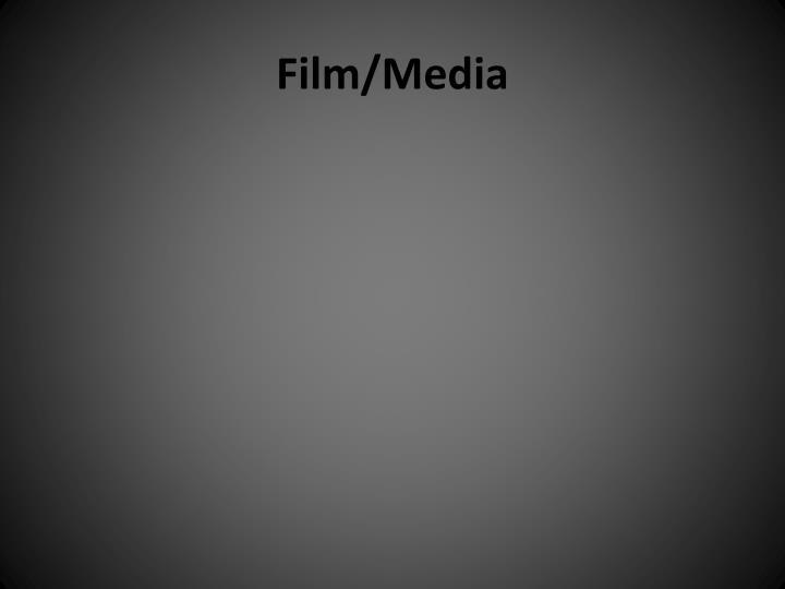 Film/Media
