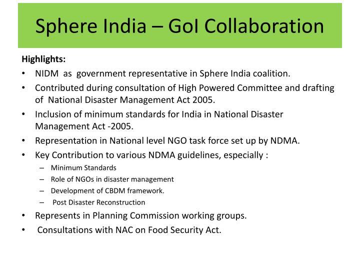 Sphere India –