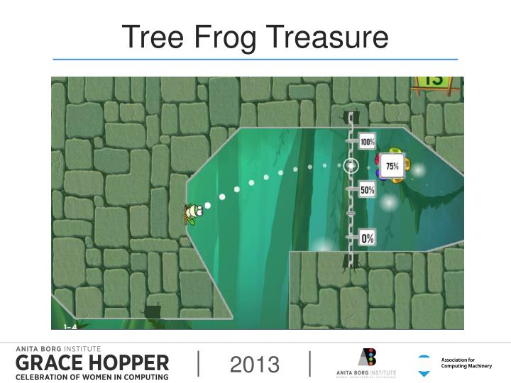 Tree Frog Treasure