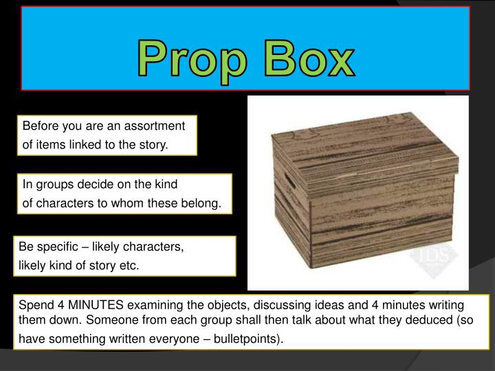 Prop Box
