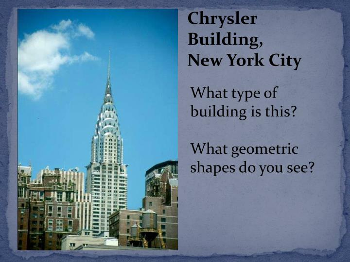 Chrysler Building,