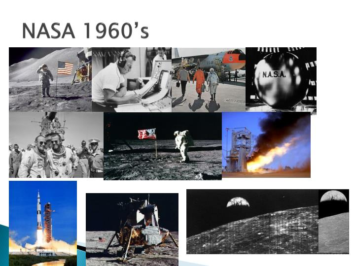 NASA 1960's