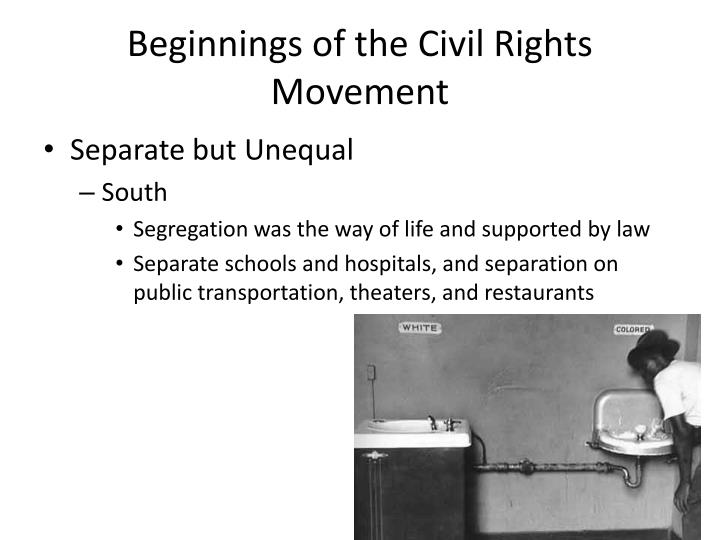 an overview of prominent figures of the civil rights movement When told as a chapter in the history of the national civil rights movement, albany was important because the albany movement of colored people.