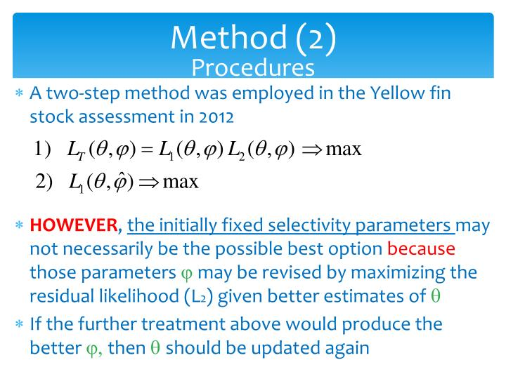 Method (2)