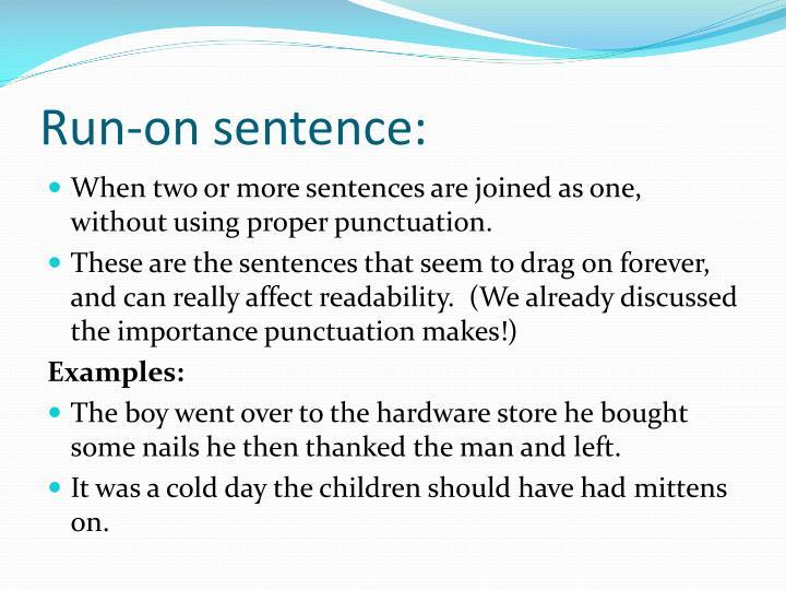 ppt - common sentence errors powerpoint presentation