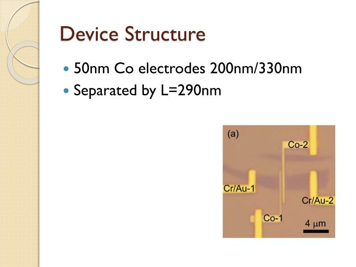 Device Structure