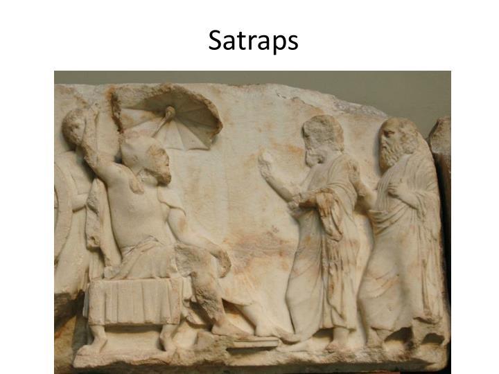 Satraps