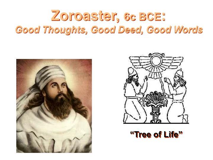 Zoroaster,
