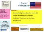project connections