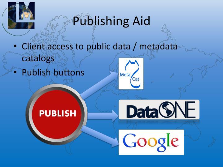Publishing Aid