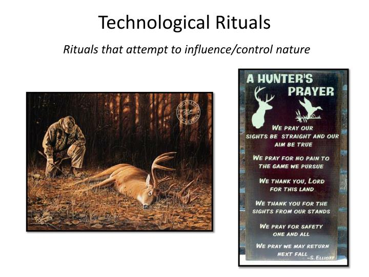Technological Rituals