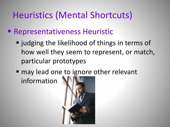 Heuristics (Mental Shortcuts)